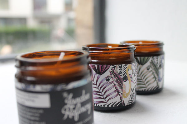 The London Refinery Candle Gift Set