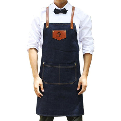 Tablier BBQ Jean | French Hipster Officiel®