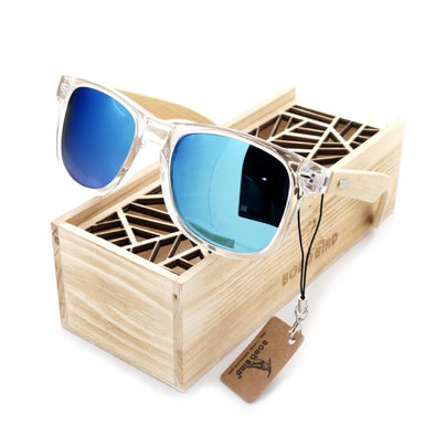 Lunettes en Bois California | French Hipster Officiel®
