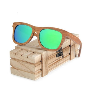 Lunettes en Bois San Francisco | French Hipster Officiel®