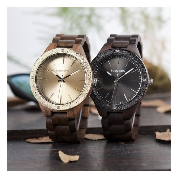Montre en Bois Luxe | French Hipster Officiel®