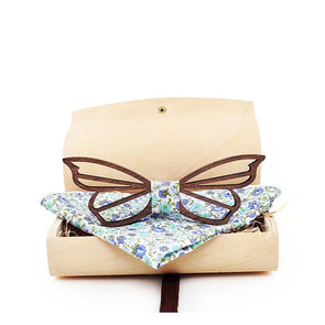 Noeud Papillon Bois Butterfly | French Hipster Officiel®
