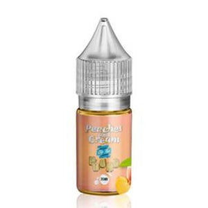 black-lava-vape,By The Pound E-Liquid Salt - Peaches and Cream,Pod Juice (Salts)