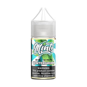 black-lava-vape,MINTS Vape Co. - Wintergreen,Mod Juice