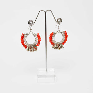 Bead Trickle Earrings Marigold Lane New Zealand