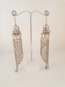 Chandelier Drop Statement  Earrings Marigold Lane New Zealand