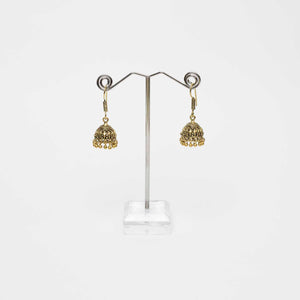 Gold Bell Earrings Marigold Lane New Zealand