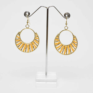 Level Up Beaded Earrings Marigold Lane New Zealand