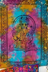 Ganesha Speaks Multicolour Throw Marigold Lane New Zealand
