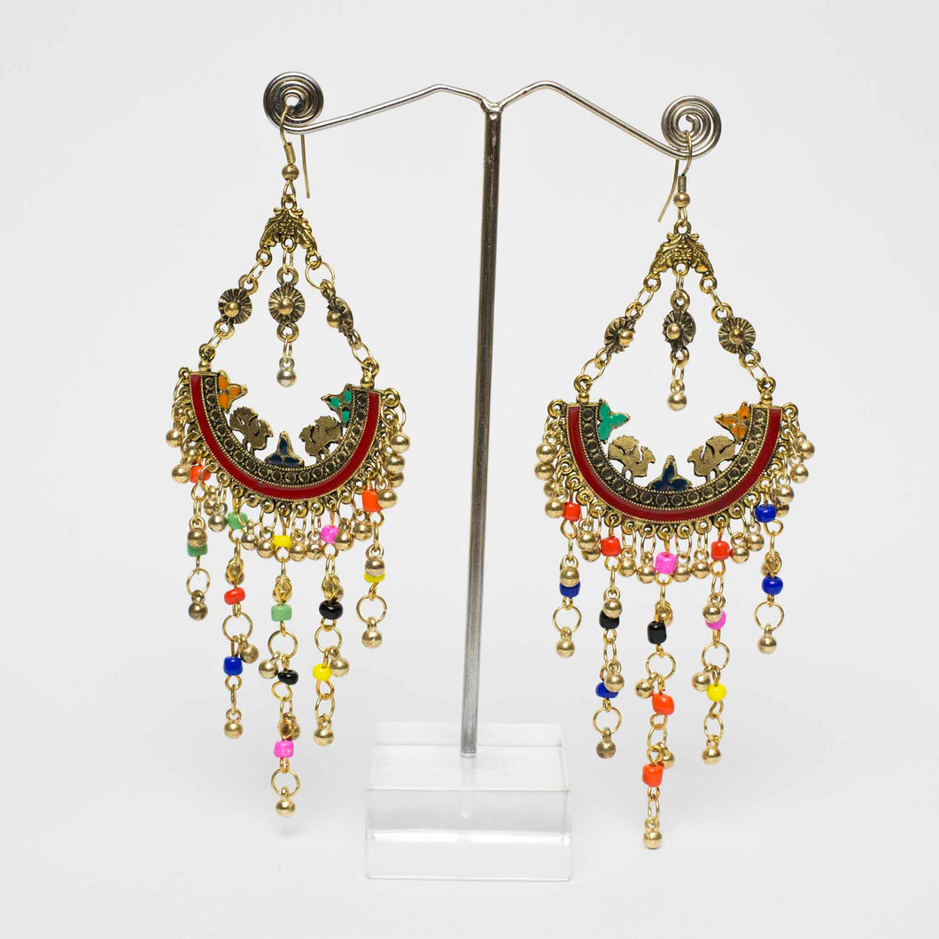 Raindrops Earrings Marigold Lane New Zealand