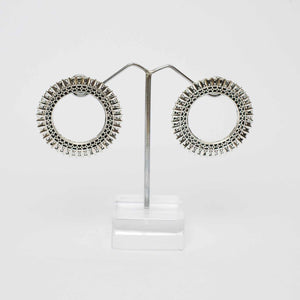 rounders earrings marigold lane new zealand