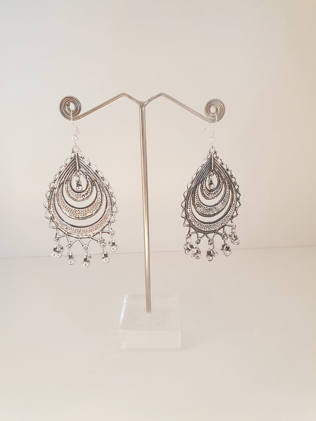 Tri Facta Statement Earrings Marigold Lane New Zealand