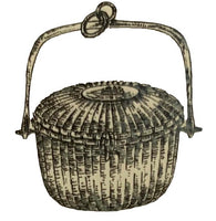 Since 1977, Glenaan has designed lidded, round, oval, nesting, flower, picnic and many other uniquely shaped Nantucket baskets in silver, gold, and platinum.
