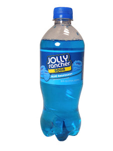 JOLLY RANCHER SODA BLUE RASPBERRY 591ML