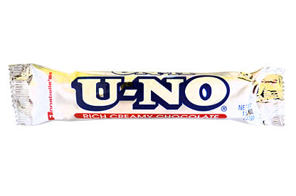 ANNABELLE'S U-NO CHOCOLATE BAR