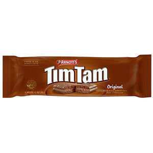 ARNOTTS TIM TAM ORIGINAL CHOCOLATE BISCUITS 200G