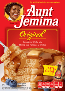 AUNT JEMIMA ORIGINAL PANCAKE MIX LARGE 900G