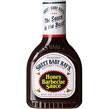 SWEET BABY RAY HONEY BBQ SAUCE 510G