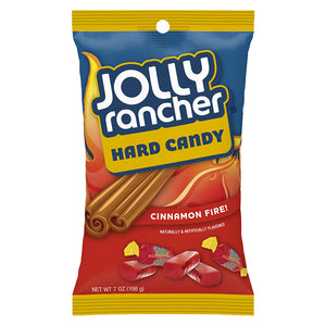 JOLLY RANCHER FIRE CINNAMON HARD CANDY 198G