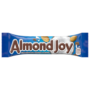 HERSHEY'S ALMOND JOY BAR 50G