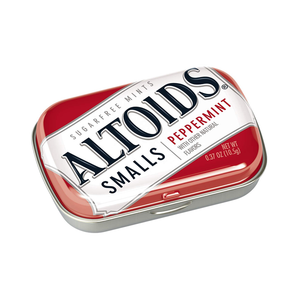 ALTOIDS SMALL PEPPERMINT TIN 0.37OZ