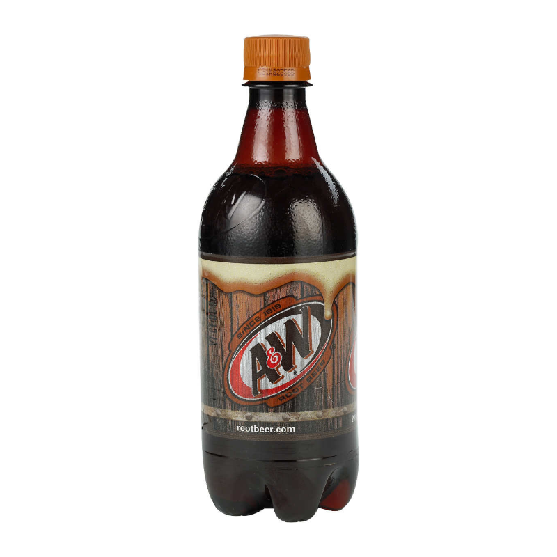 A&W ROOT BEER 591ML