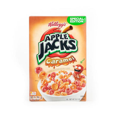 KELLOGGS CARAMEL APPLE JACKS 286G