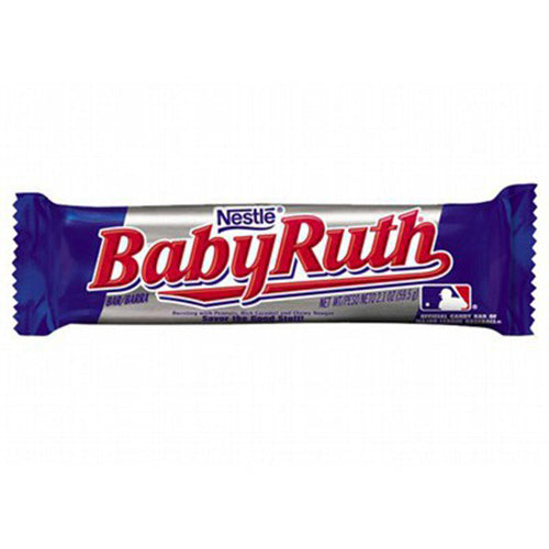 NESTLE BABY RUTH CHOCOLATE BAR