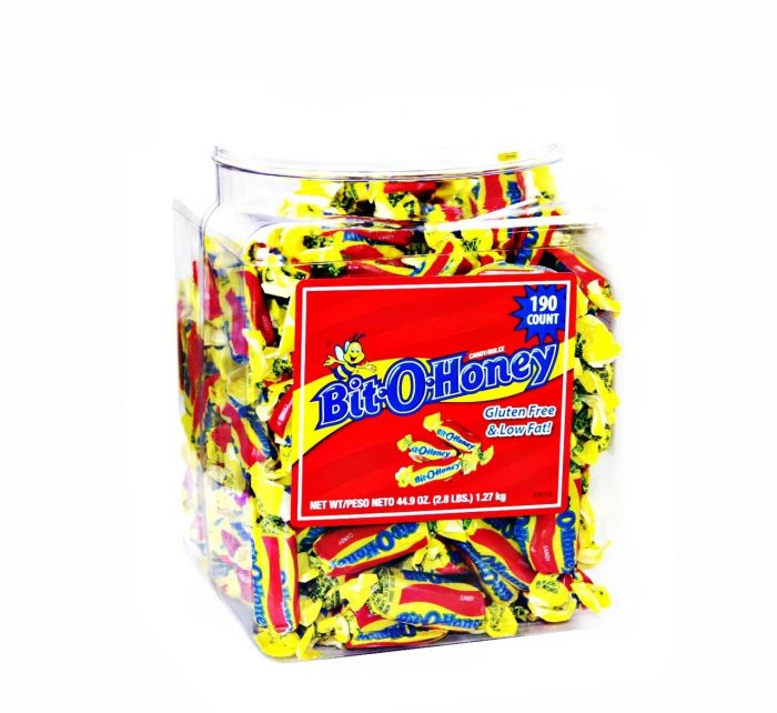 BIT-O-HONEY MINIS AMERICAN TAFFY