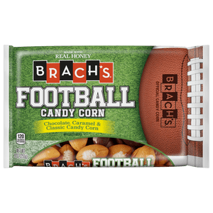 BRACH'S AMERICAN FOOTBALL CANDY CORN BAG 255G