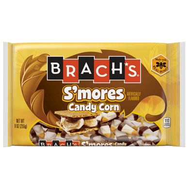 BRACH'S S'MORES CANDY CORN BAG 255G