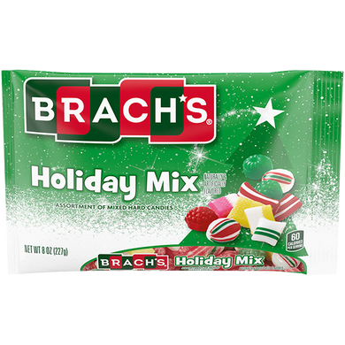 BRACH'S HOLIDAY MIX 227G **REDUCED**