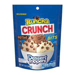 BUNCHA CRUNCH DESSERT TOPPER 141.3G