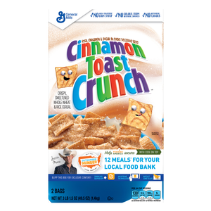 CINNAMON TOAST CRUNCH GIANT BOX 49.5 OZ