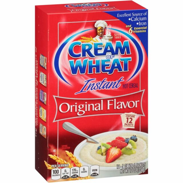 CREAM OF WHEAT INSTANT 340G