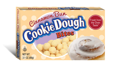 CINNAMON BUN COOKIE DOUGH BITES 88G