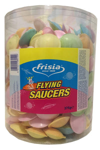 FRISIA FLYING SAUCERS DRUM 500 COUNT