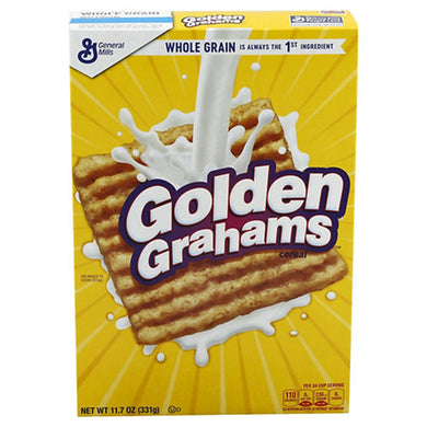 GOLDEN GRAHAMS CEREAL 331G