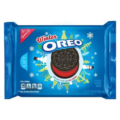 OREO WINTER EDITION (15.35OZ)