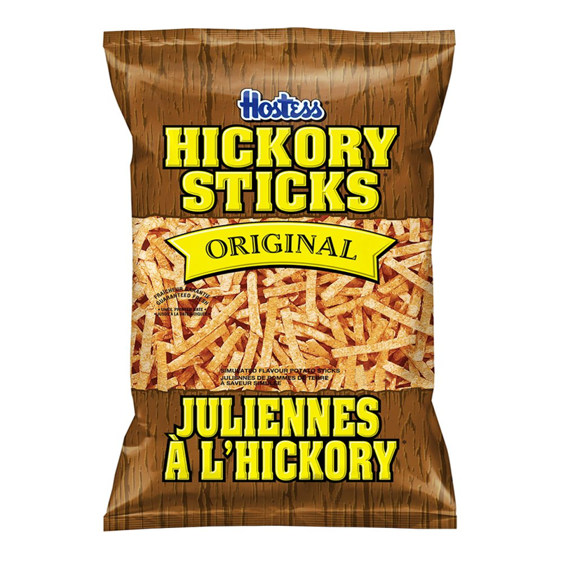 HICKORY STICKS ORIGINAL POTATO STICKS 47G