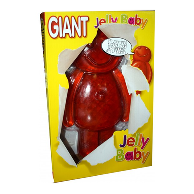 GIANT JELLY BABY 800G