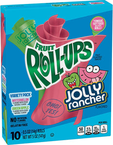 FRUIT ROLL UPS JOLLY RANCHER