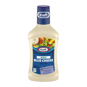 KRAFT ROKA BLUE CHEESE DRESSING 8 OZ (227ML)