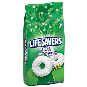 LIFESAVERS WINT O GREEN MINTS - WINTERGREEN 1.4KG