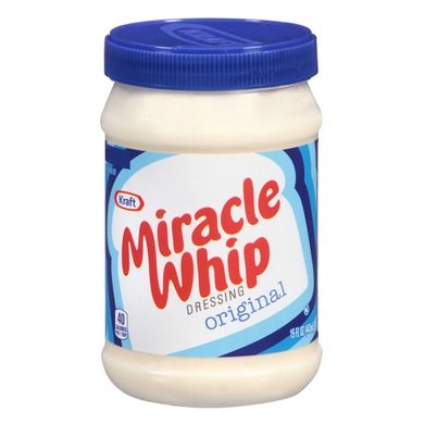 MIRACLE WHIP REGULAR 425G