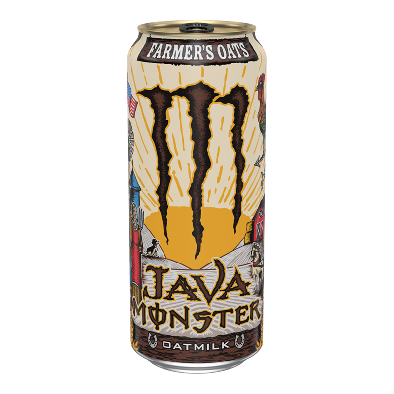 JAVA MONSTER OATMILK FARMER OATS 443ML