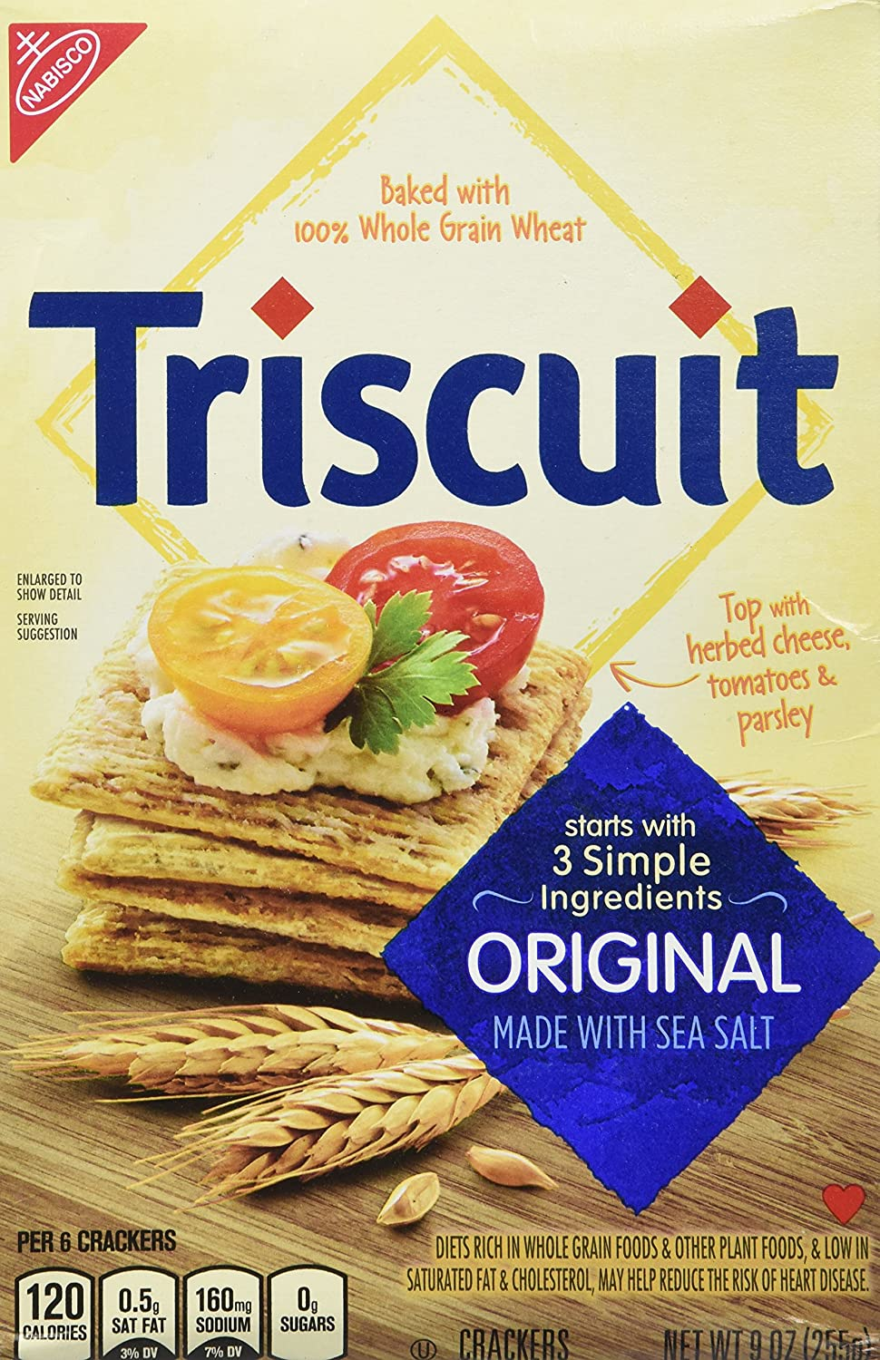 NABISCO TRISCUITS 255G