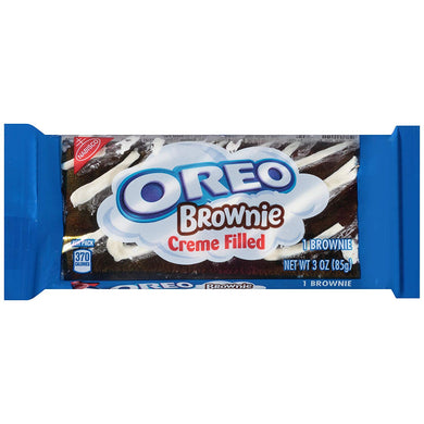 OREO BROWNIE CREME FILLED SINGLE BAR