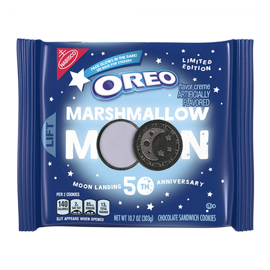 OREO COOKIES MOON LANDING LIMITED EDITION 7OZ