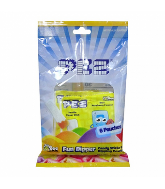 PEZ FUN DIPPERS 1.7OZ
